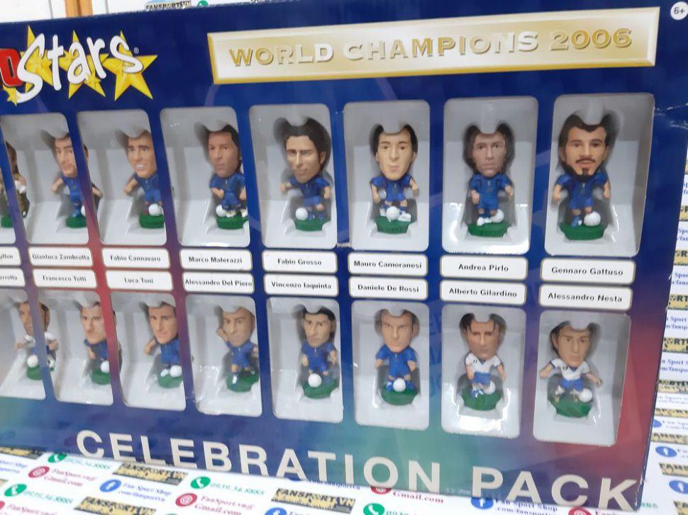 Box Italy 2006 World Cup Champions Celebration corinthian limited 0640