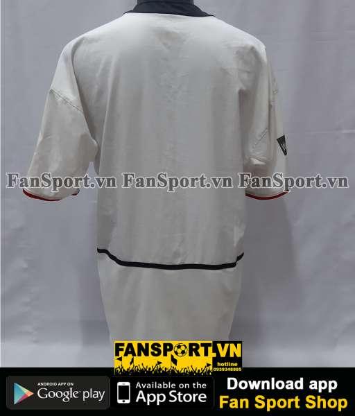 Áo đấu Manchester United Worthington League Cup Final 2003 shirt 2002