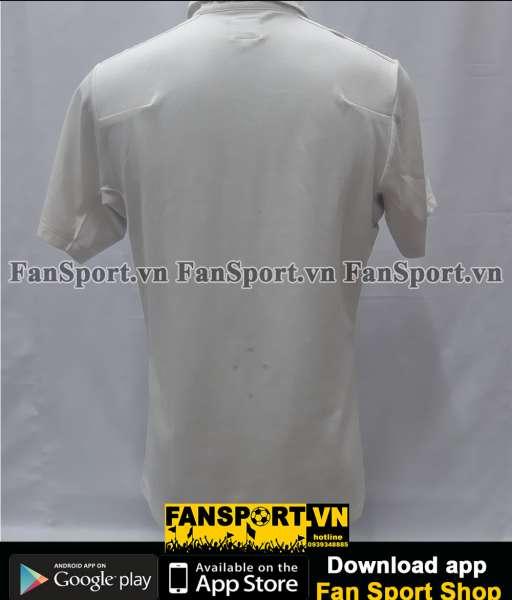 Áo đấu England 2009-2010 home shirt jersey white World Cup