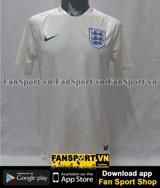 Áo đấu England 2018-2019 home shirt jersey white World Cup