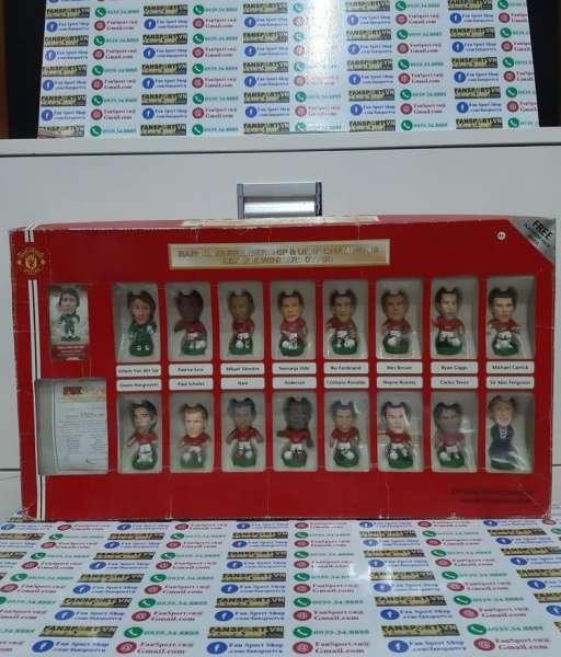 Box Manchester United 2007-2008 winners Celebration corinthian 1553
