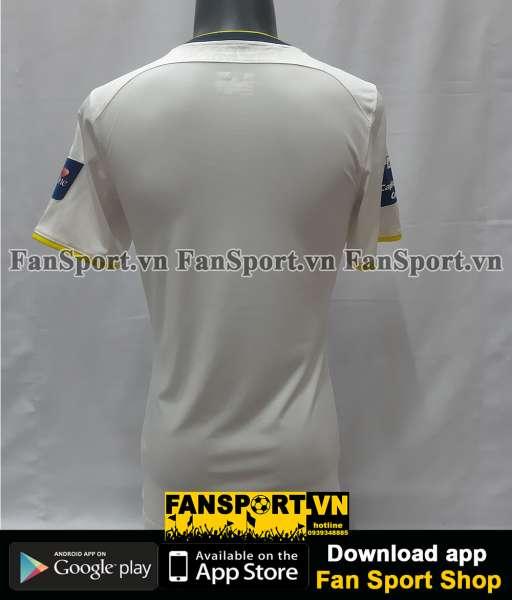 Áo Tottenham League Cup final 2015 home shirt jersey white Spurs 2014