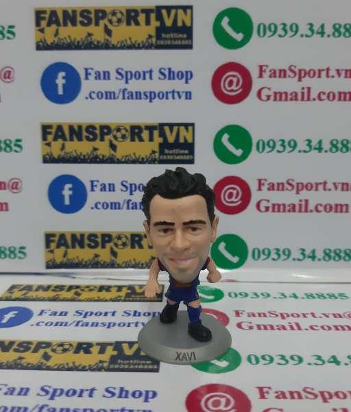 Tượng Xavi 6 Barcelona 2012-2013 home soccerstarz figure