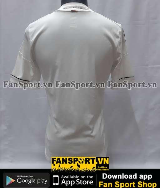 Áo đấu Germany 2012-2013-2014 home shirt jersey white Euro