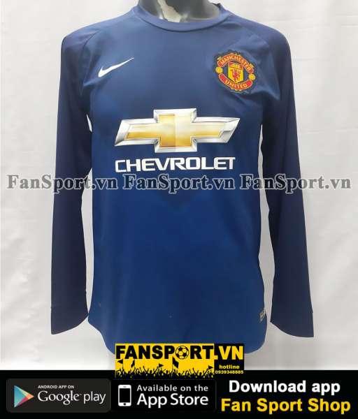 Áo thủ môn Manchester United 2014-2015 away goalkeeper shirt jersey GK