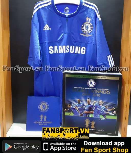 Box Chelsea Double Winner 2009-2020 Premier League FA Cup shirt 0727