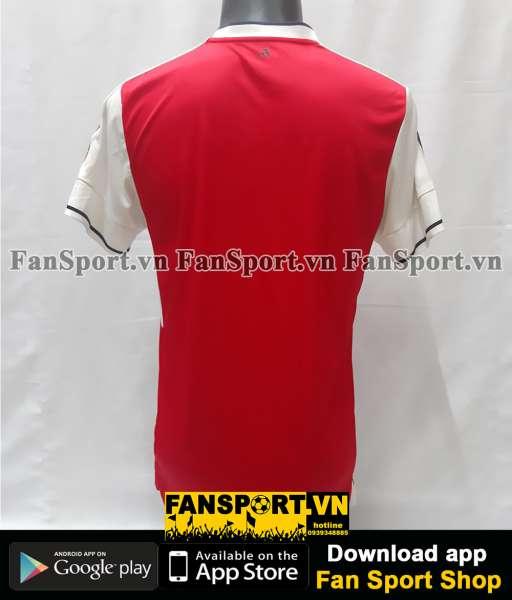 Áo đấu Arsenal FA Cup Final 2017 home shirt jersey red 2016