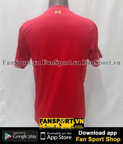 Áo đấu Liverpool Europa League Final 2016 home shirt jersey red 2015