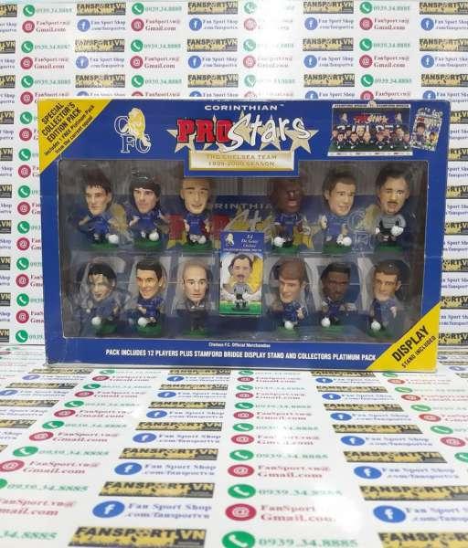 Bộ tượng Chelsea 1999-2000 Corinthian home pack set figure