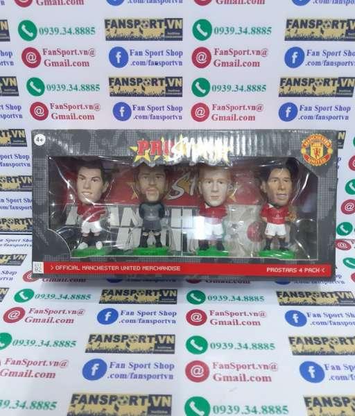 Bộ ManUtd 2004-2006 Scholes Howard Ronaldo Nistelrooy Fan Favorite