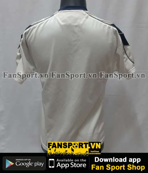 Áo đấu Manchester United 2000-2001 away shirt jersey white