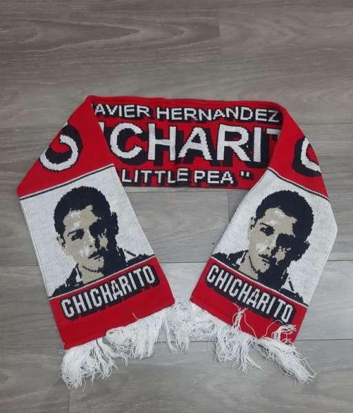 Scarf Chicharito Manchester United khăn choàng cổ