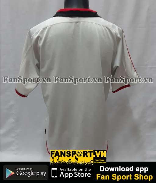 Áo đấu AC Milan 2003-2004 away shirt jersey white