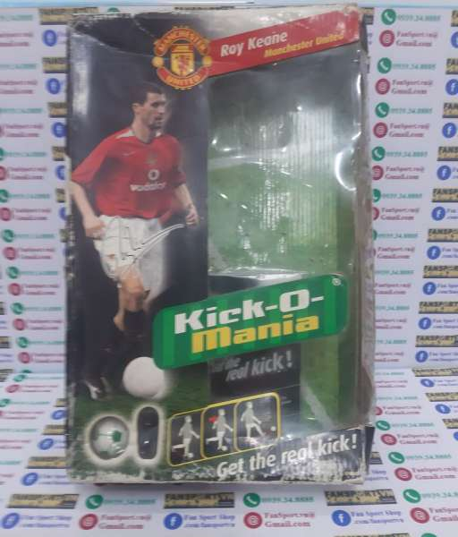 Tượng Keane #16 Manchester United 2004-2006 home Kick-O-Mania figures
