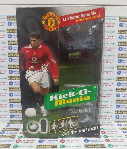Tượng Ronaldo 7 Manchester United 2004-2006 home Kick-O-Mania figures