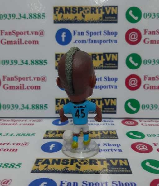 Tượng Mario Balotelli 45 Manchester City 2012-2012 home kodoto figure