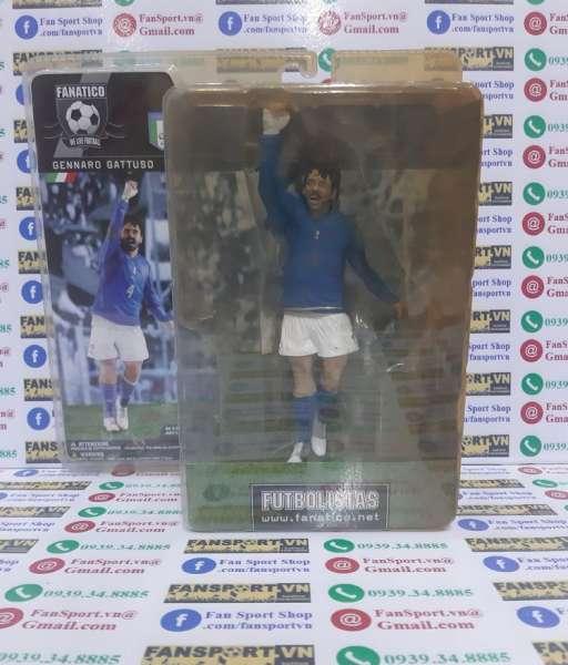 Tượng Gennaro Gattuso 4 Itally World Cup 2006 blue Fanatico new