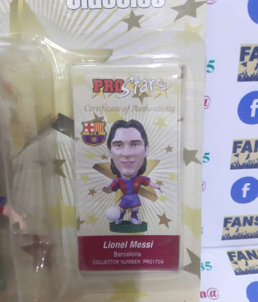 Tượng Messi Barcelona 2006-2007 home corinthian PRO1704 Classic