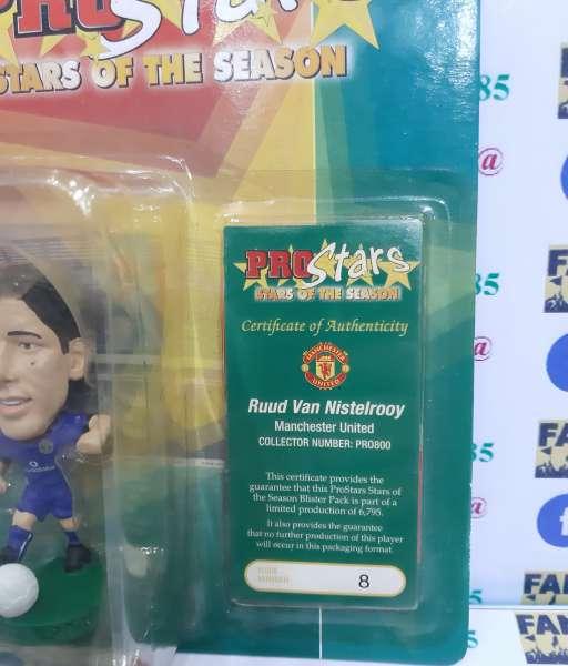 Tượng Nistelrooy Manchester United 2002 2003 corinthian blister PRO800