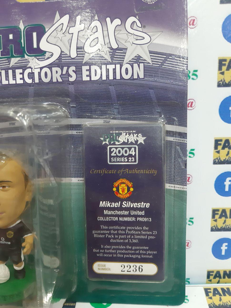 Tượng Silvestre Manchester United 2003 2005 coritnhian PRO913 blister