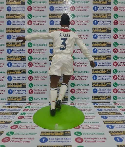 Tượng Ashley Cole 3 England 2003 2004 2005 home figure 25cm