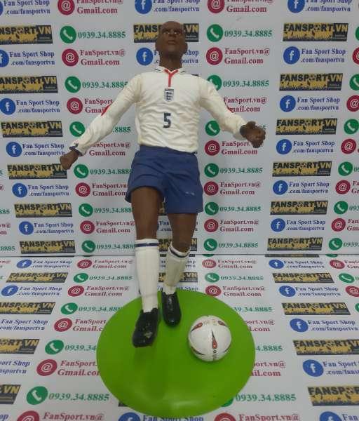 Tượng Rio Ferdinand 5 England 2003 2004 2005 home figure 25cm
