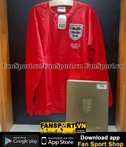 Box England World Cup 40th anniversary 1966-2006 Umbro set 1765 shirt