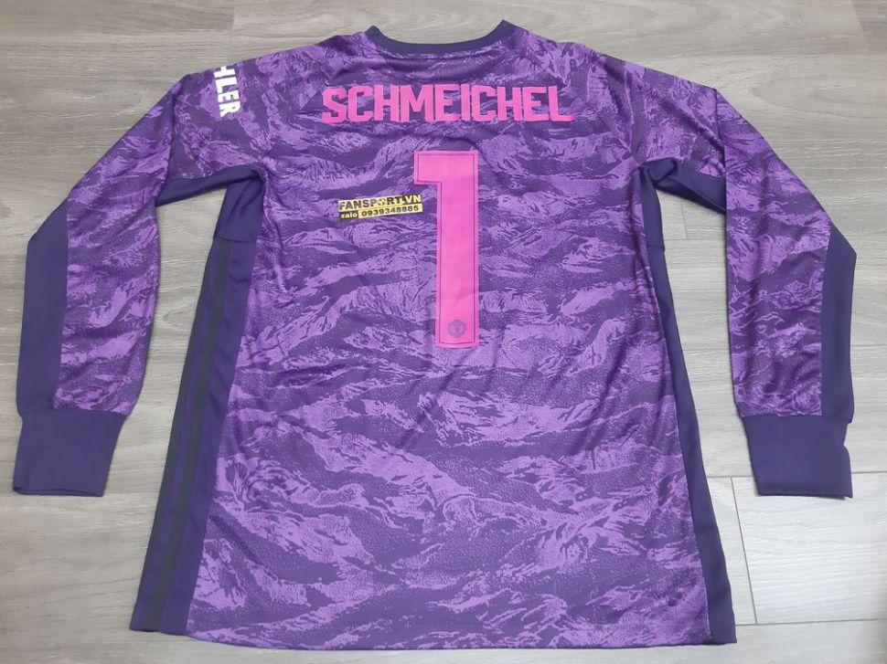 Áo GK Schmeichel Manchester United 2019-2020 Treble shirt goalkeeper