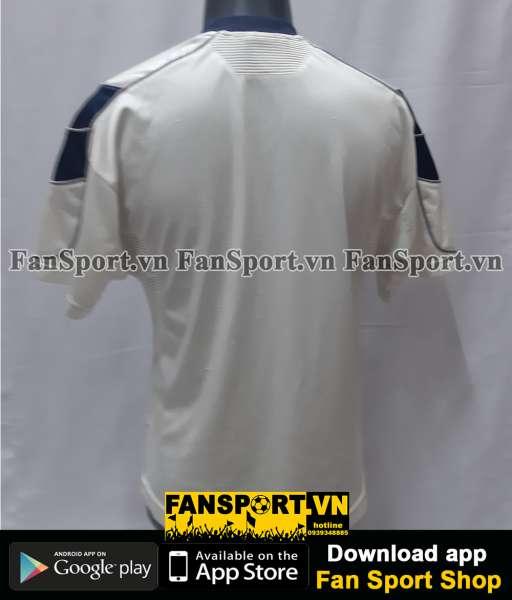 Áo đấu Manchester United 1999-2000 third shirt jersey white