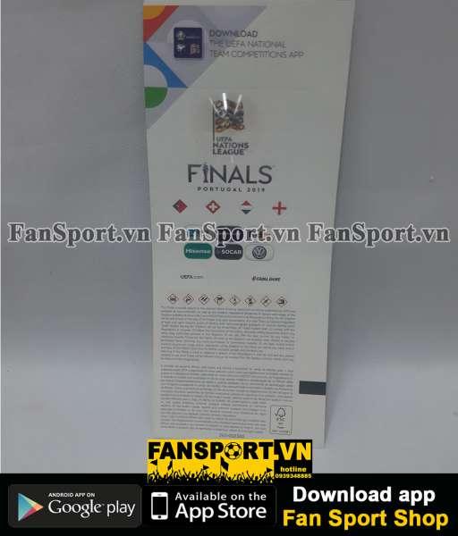 Ticket UEFA Nations League Portugal vs Switzerland 05-06-2019 original