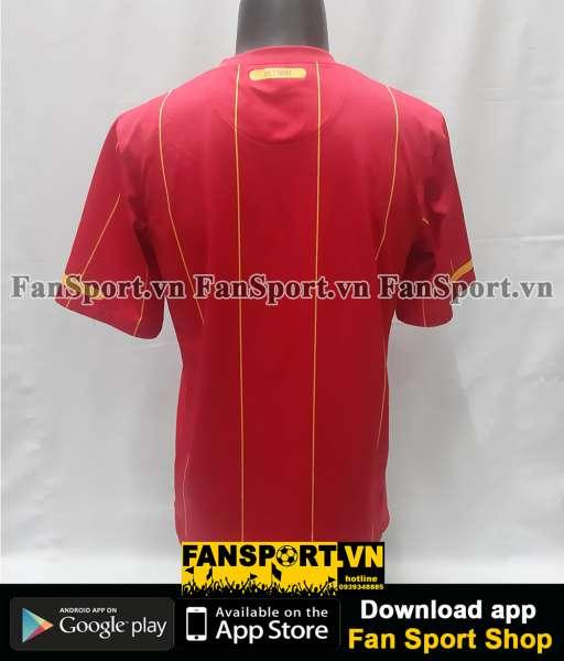 Áo đấu Việt Nam 2010-2011 home shirt sân nhà đỏ AFF cup SEA Games