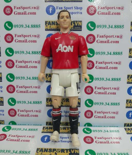 Tượng Chicharito 14 Manchester United 2011 2012 Match Stars figure
