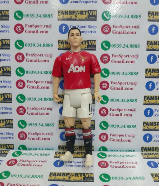 Tượng Giggs 11 Manchester United 2011 2012 home Match Stars figure