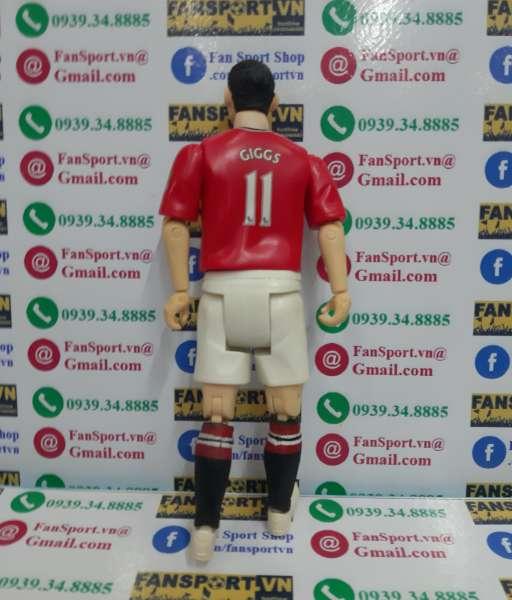 Tượng Giggs 11 Manchester United 2011 2012 home Match Stars figure