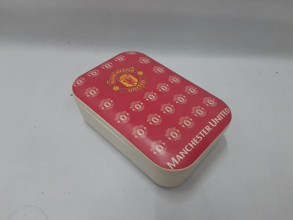 Hộp đựng thức ăn Manchester United food boxes red