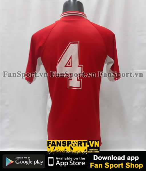 Áo đấu Việt Nam Adidas 4 home đỏ shirt jersey Vietnam
