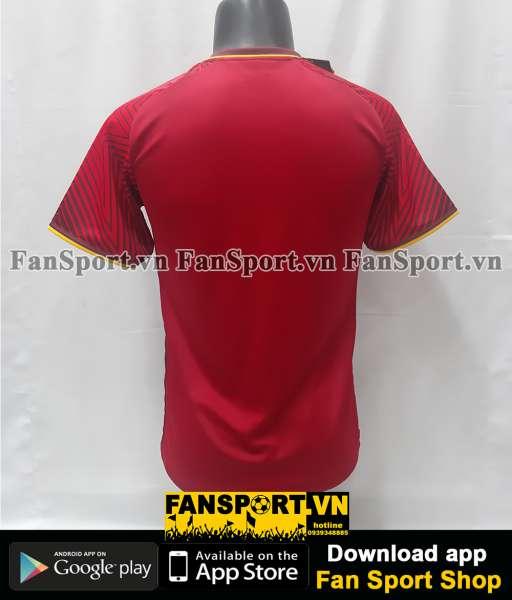 Áo đấu Việt Nam 2018 home đỏ Grand Sport shirt jersey Vietnam BNWT S