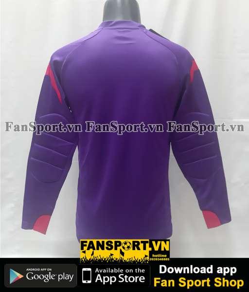 Áo thủ môn Việt Nam 2017 away Grand Sport shirt goalkeeper GK Vietnam