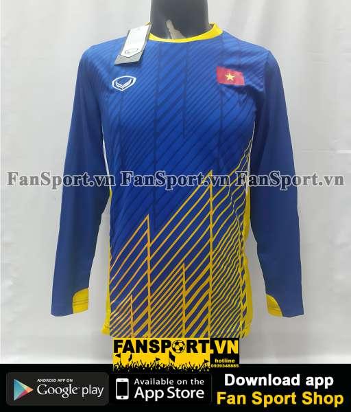 Áo thủ môn Việt Nam 2017 home Grand Sport shirt goalkeeper GK Vietnam