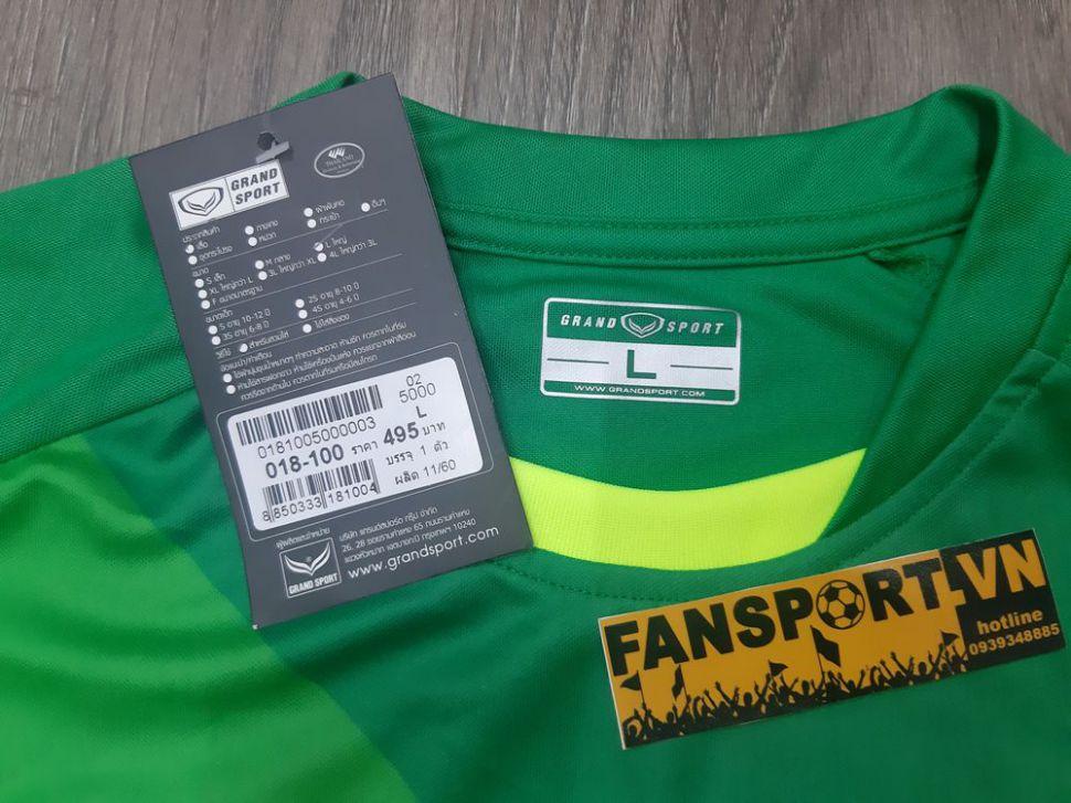 Áo thủ môn Việt Nam 2018 home Grand Sport shirt goalkeeper GK Vietnam