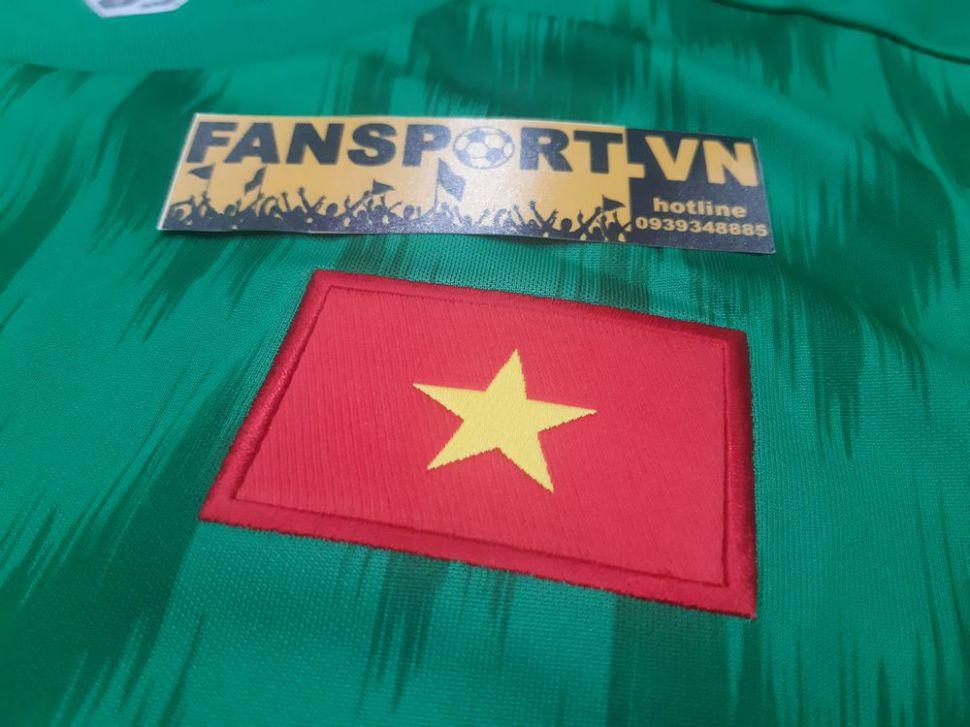 Áo thủ môn Việt Nam 2019 home Grand Sport shirt goalkeeper GK Vietnam