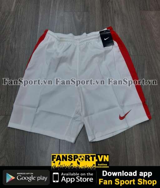 Quần cầu thủ Việt Nam 2012-2013 trắng short white player Vietnam Nike