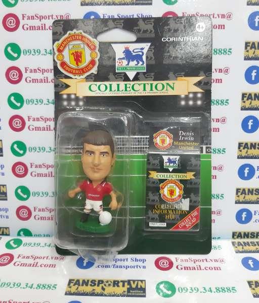 Tượng Irwin 3 Manchester United 1994 1995 1996 home corinthian PL101