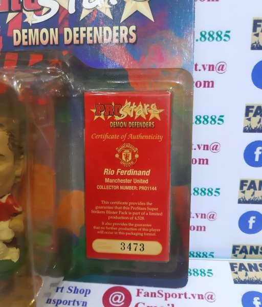 Tượng Ferdinand 5 Manchester United 2004 2005 2006 corinthian PRO1144