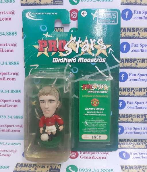 Tượng Fletcher 24 Manchester United 2004 2005 2006 corinthian PRO1055