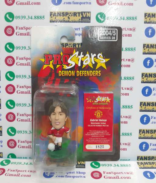 Tượng Heinze Manchester United 2004 2005 2006 home corinthian PRO1149