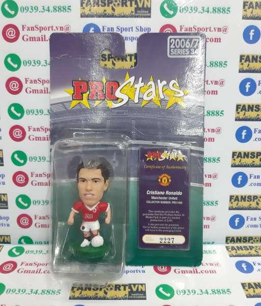 Tượng Ronaldo 7 Manchester United 2006 2007 home corinthian PRO1490