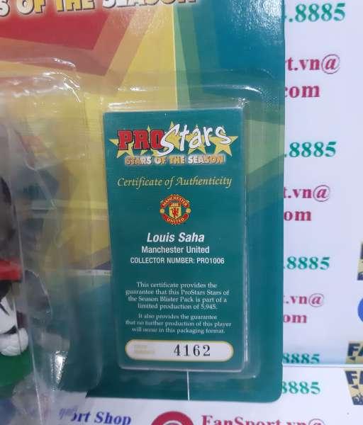 Tượng Saha 9 Manchester United 2002 2003 2004 home corinthian PRO1006