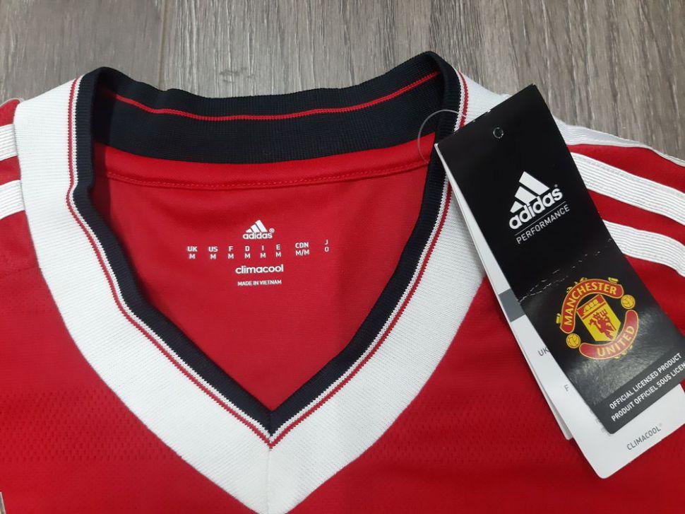 Áo Rooney #10 Manchester United 2015-2016 home shirt jersey adizero