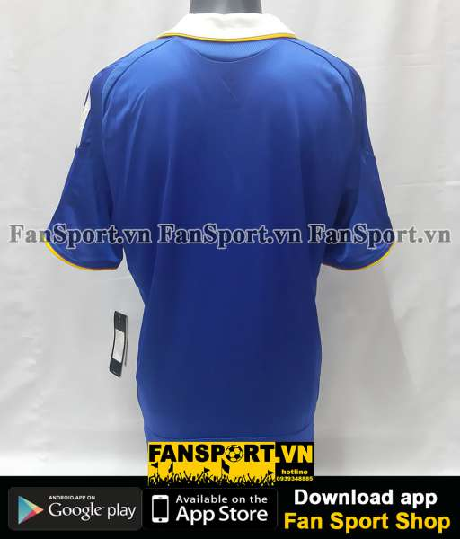 Áo đấu Chelsea Champion League Final 2008 home shirt jersey blue 2009